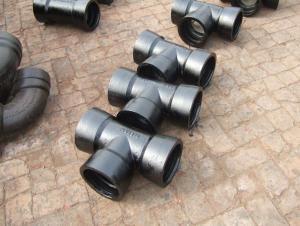 Ductile Iron Tee