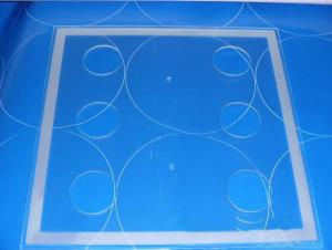 Silkscreen Printing Glass-4