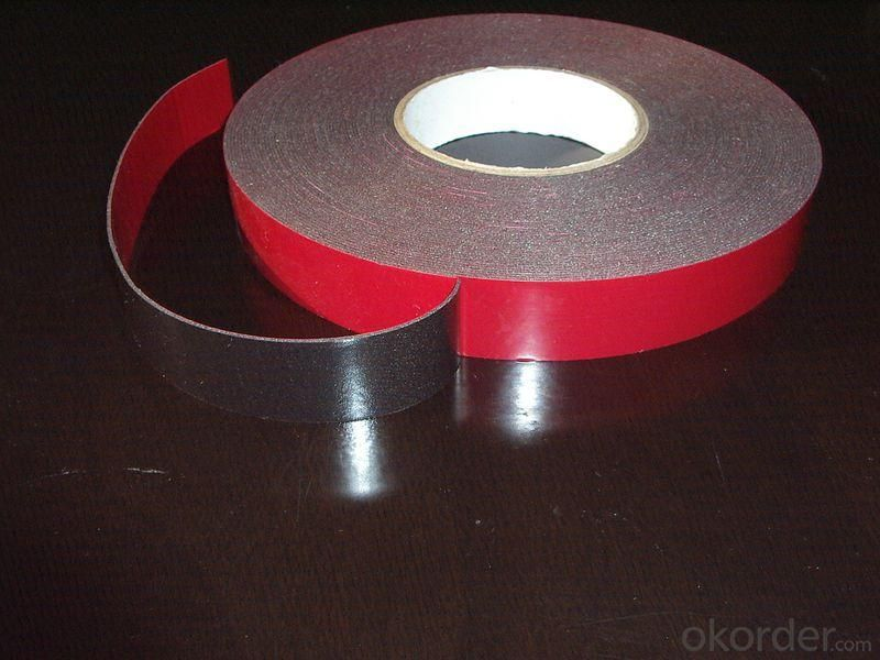 High Quality Double Sided EVA Foam Tape DSE-15YM.