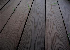 Thermo Wood-Heat Modified Lumber