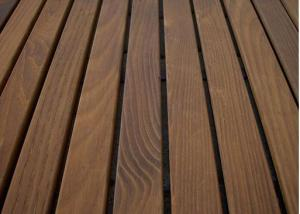 Thermo Wood-Heat Modified Lumber
