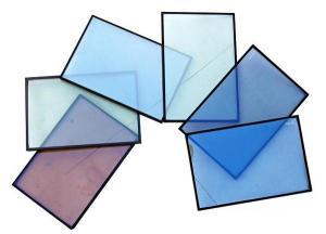 Heat-Reflective Coating Glass