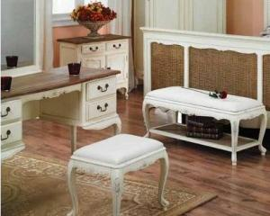 Wooden Bedroom Furniture Set KF044