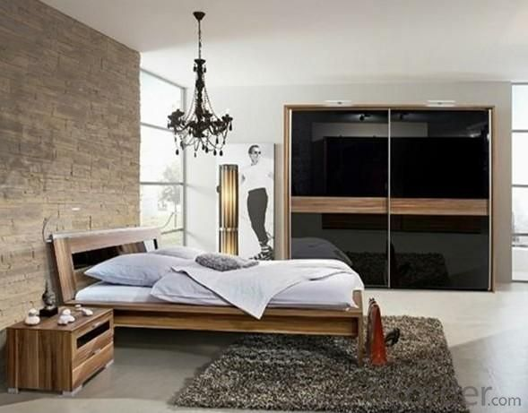 01 Modern Bedroom Furniture Set