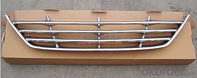 For Volkswagen Golf VII 7 GTI Look Front Grille 14-ON Car Grills