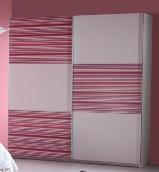 Pink Modern Bedroom Furniture Set