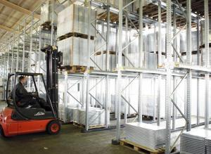 Drive In Racking System