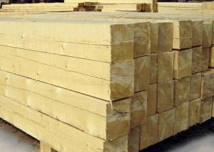 ACQ Treated Anticorrosive Pine Wood