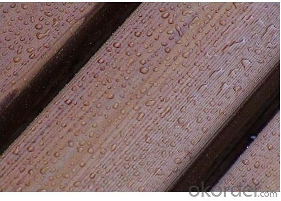 Deep Carbonized Pine Wood