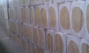 Rock Wool Board Bare
