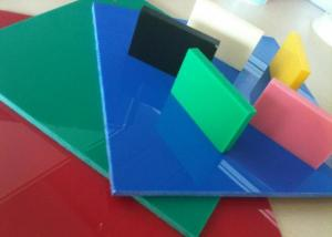 Decorative Cast Acrylic Sheet With High Quality