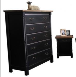 Wooden Bedroom Furniture Set KF059