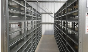 Average Shelving System