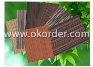 Ebony Engineered Wood Veneer