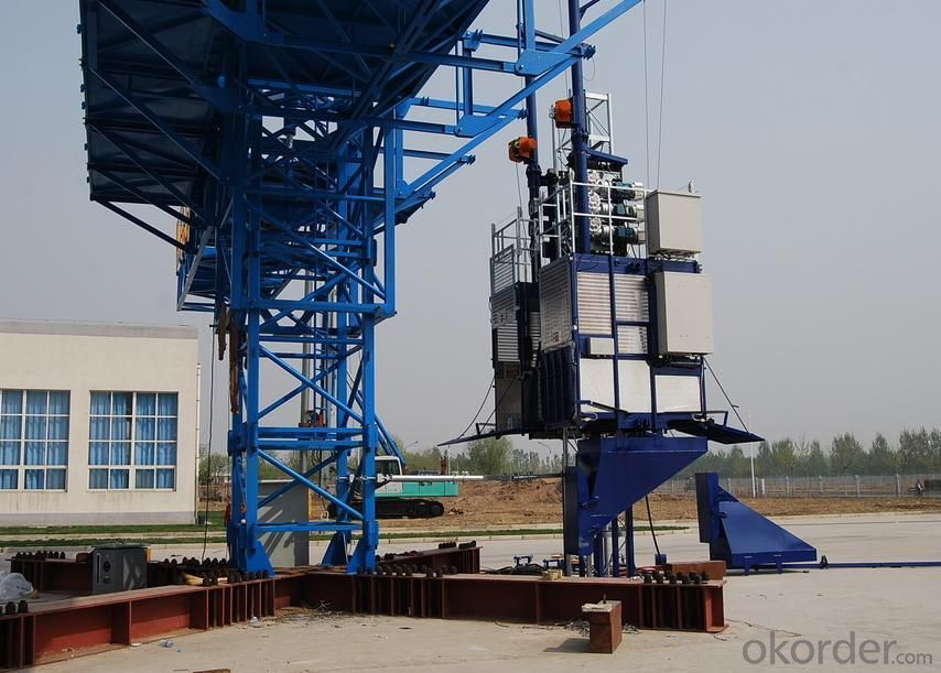 Multifunctional Building Hoist
