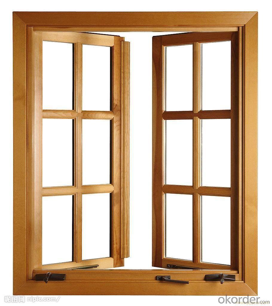 High Quality U-PVC Window