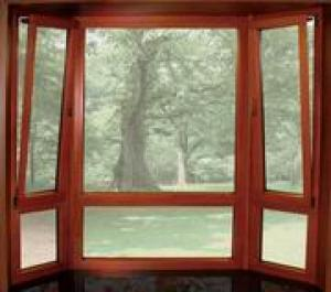 Plastic Window for Interior Room