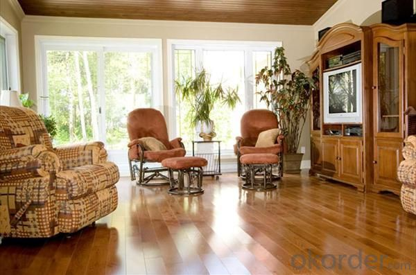 High Standard Solid Oak Flooring