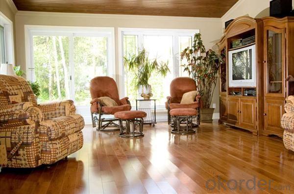High Standard Solid Oak Flooring