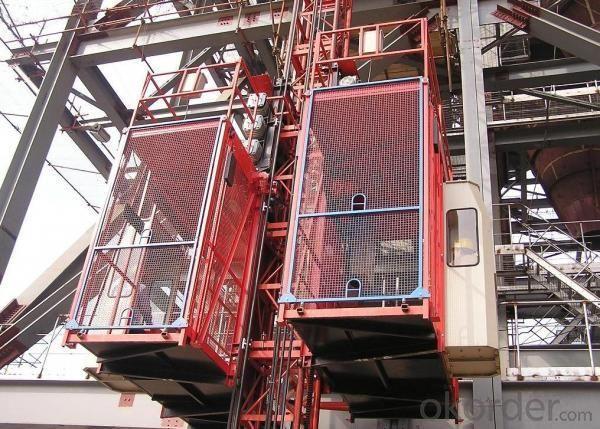 Building Hoist SC100/100