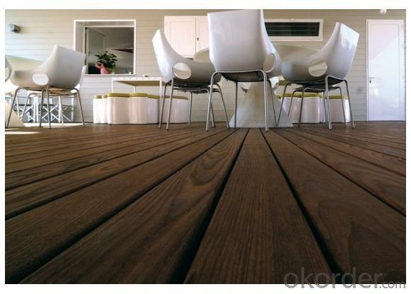 Deep Carbonized Ash Wood