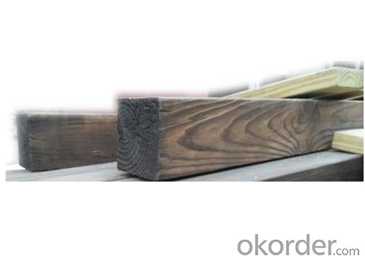 ACQ Treated  Ash Wood