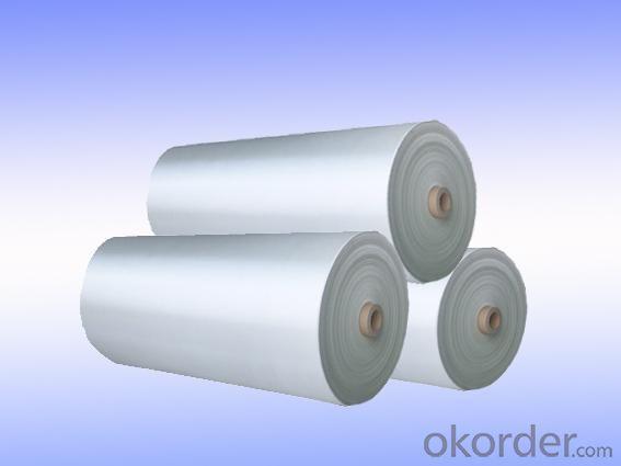 Fiberglass-Polyester Paving Mat