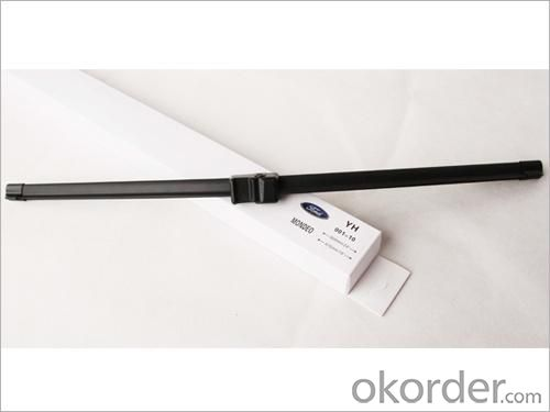 Universal Windshield Wiper Blade-Stainless Steel Frame with Natural Rubber/Silicon Rubber -1034