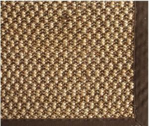 Natural Fiber Seagrass Machine Made Carpet