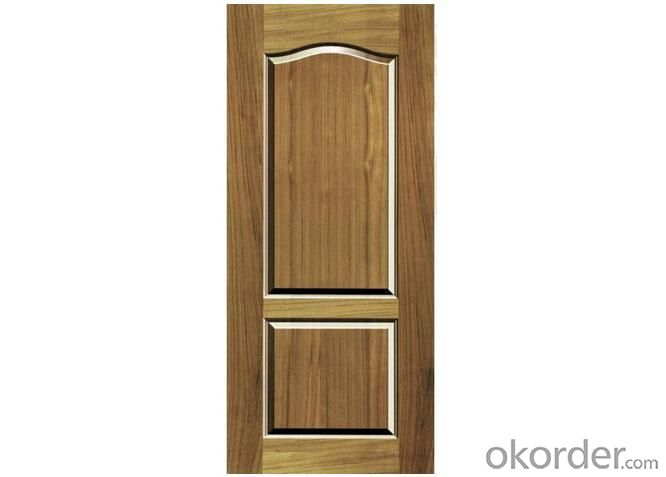 Veneered Molded Door Skin