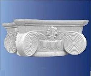 Pediment Ornament Mould For Column Head