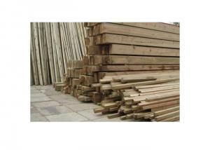 ACQ Treated  Spruce Wood