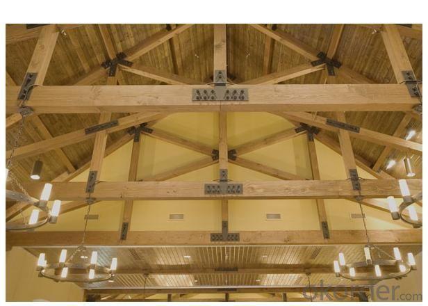 Poplar LVL (Laminated Veneer Lumber)