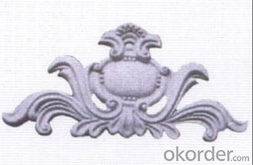 Pediment Ornament Mould For Wall Decoration