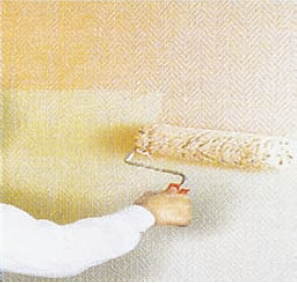 Foam Fiberglass Wallcovering Cloth-CMAX761