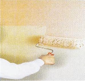 Foam Fiberglass Wallcovering Cloth-G1117