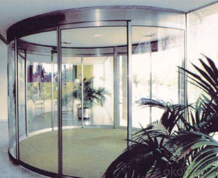 CRD Automatic Revolving Door