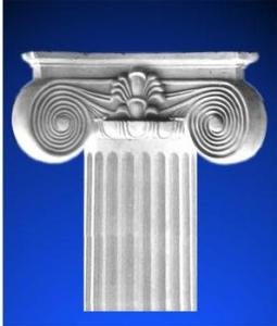 Pediment Ornament Mould For Europe