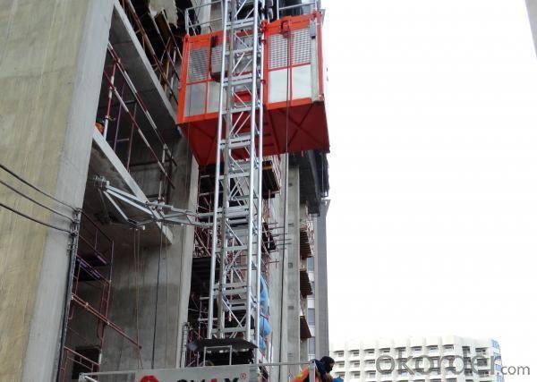 Building Hoist SC100