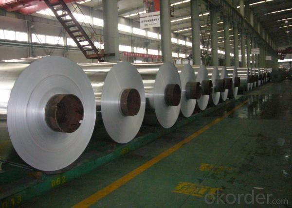 Color Coated Aluminium Coil with Competitive Prices
