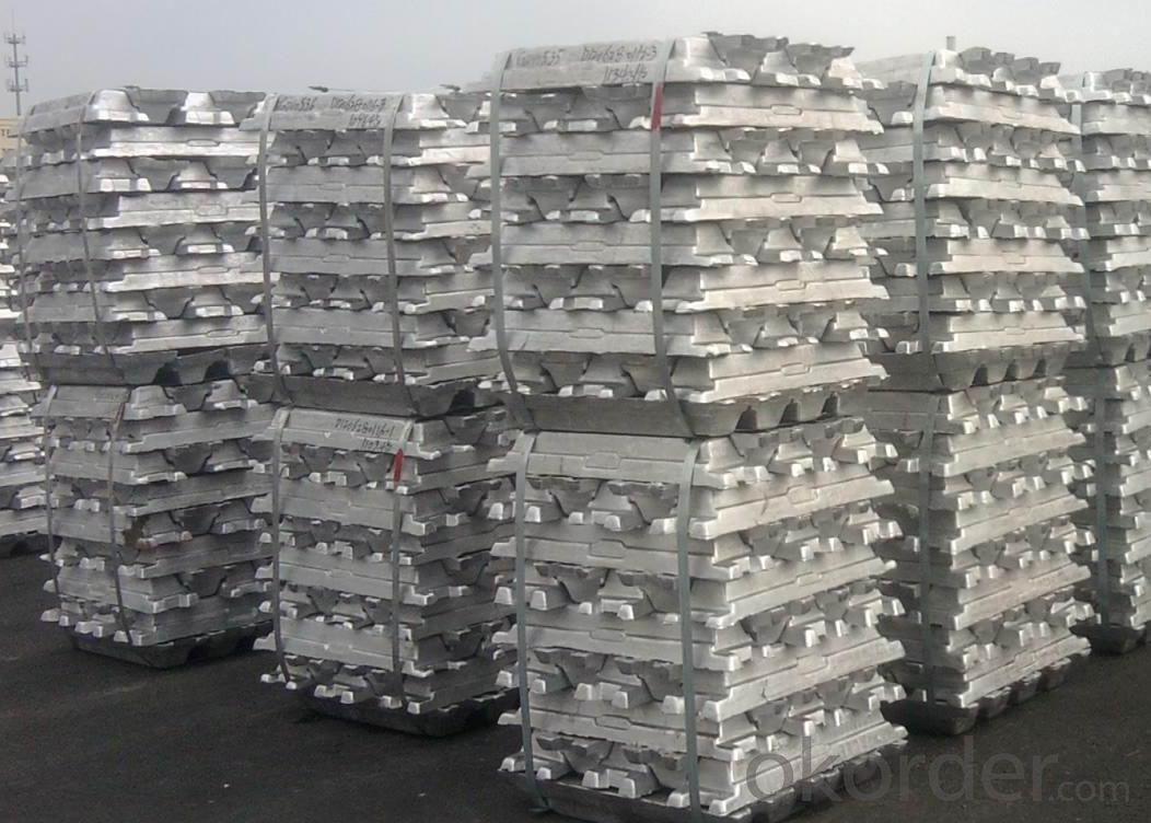 Aluminum Ingots AA1060
