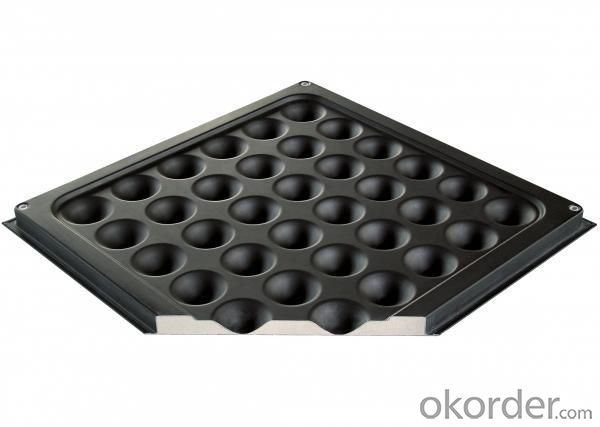 OA Intelligent Network Steel Raised Floor (OA600 Series)