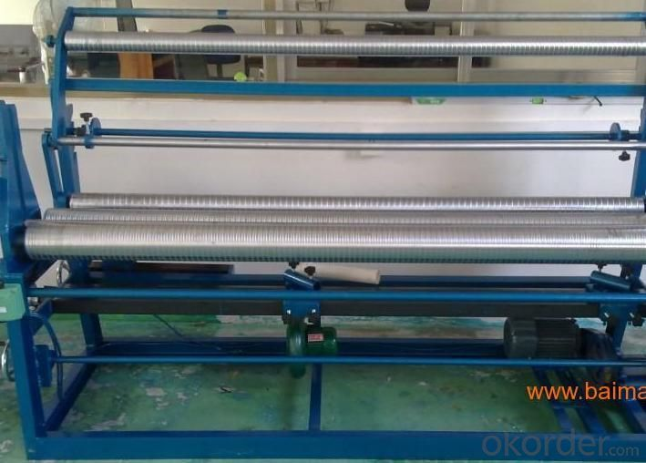 Textile Raw Materials Processing Machinery A