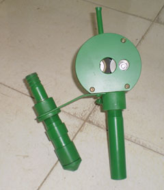 High Quality Portable Coaxial Spray Gun
