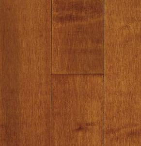 Hot Sale Real Veneer Wire-brushed/Handscraped/Distressed/Carbonized Wood Engineered Maple Flooring with Cheap Price