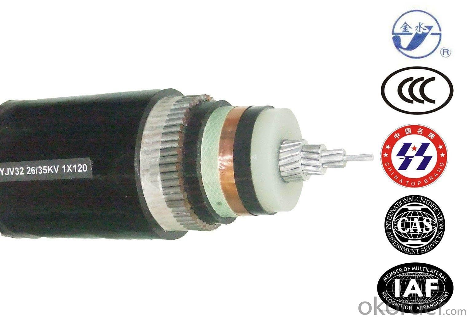 single core pvc power cable