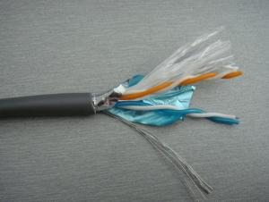 Flexible Cables for Lifts (H05VVD3H6-F H05VVH6-F H05VV5-F)