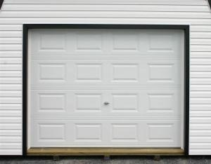 Garage Door Automatically with Remote Control