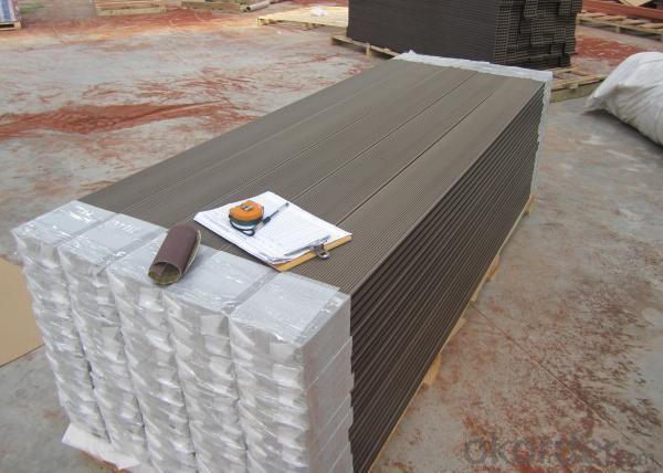 Wood Plastic Composite Decking CMAX S145H25B