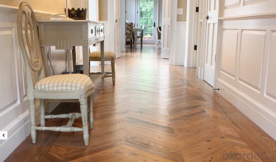 Hot Sale Wide Board Oak Engineered Wooden Flooring